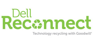 Goodwill & Dell Reconnect computer recycling program