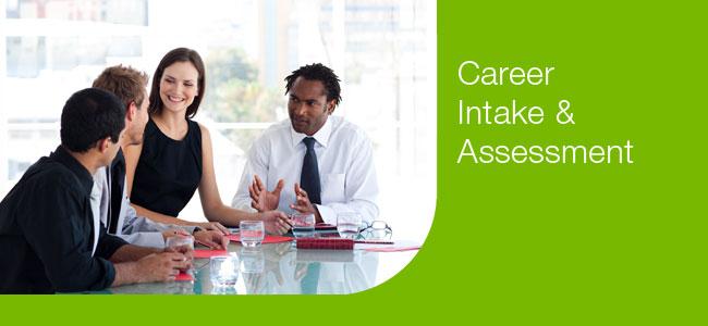 Goodwill Career Intake & Assessment