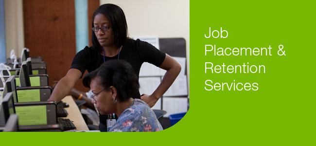 Goodwill Job Placement & Retention Services