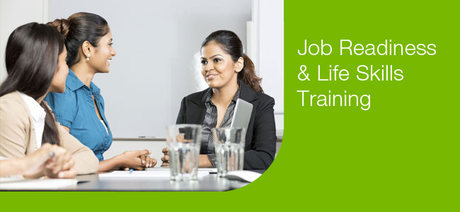 Goodwill Job Readiness & Life Skills Training