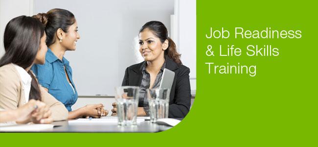 Goodwill Job Readiness & Life Skills Training