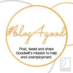 #blog4good 250pxX250px widget
