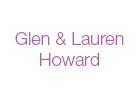 Glen & Lauren Howard