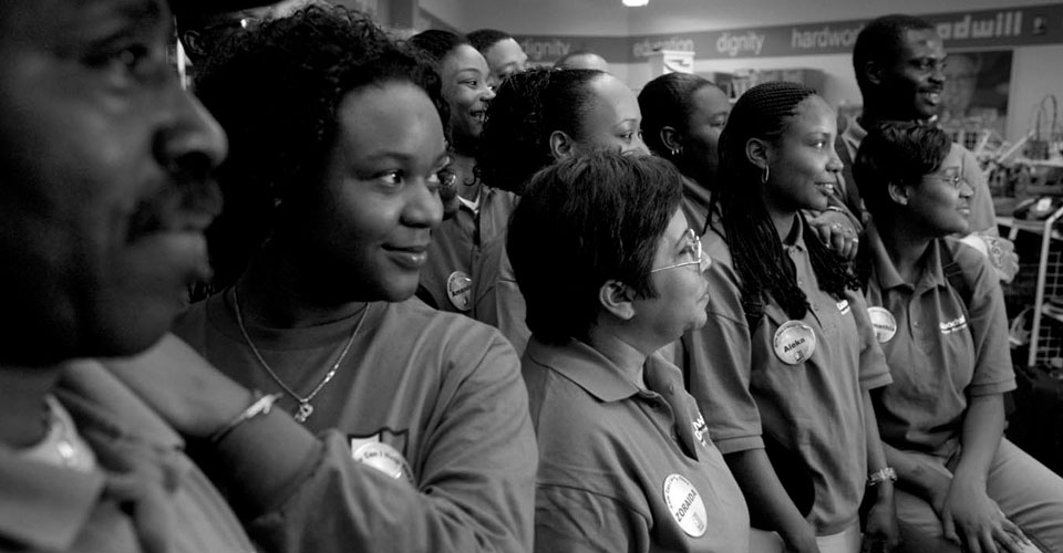 Become a part of the Goodwill of Greater Washington Community