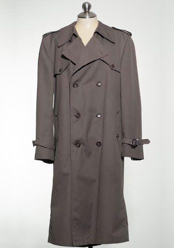 Fashion of Goodwill - Back to Classics Christian Dior Trench Coat