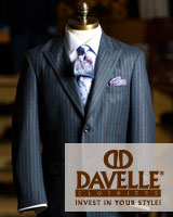 Davelle Clothiers Professional Clothing Donation Drive