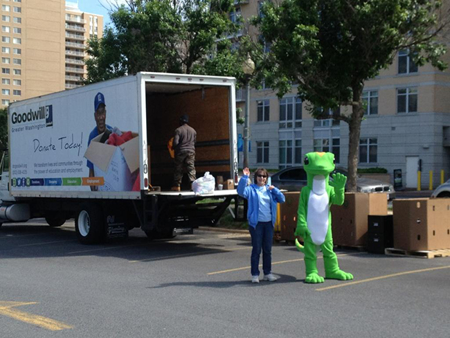 GEICO Community Donation Drives