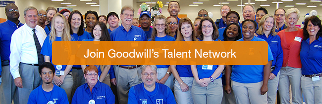 Work for Goodwill - Apply Online Today!