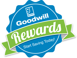 Goodwill Rewards Club - Start Saving Today!