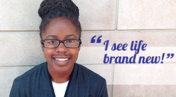 Darian's Success Story -Faces of Goodwill