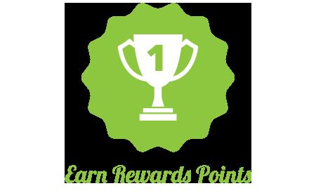 Earn reward points