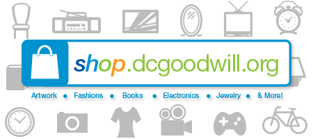 Shop Online with Goodwill