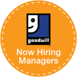 Join Goodwill's Managment Team
