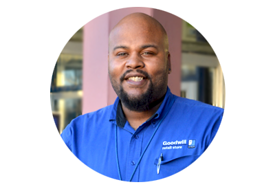 Kiri Grant, Goodwill General Manager, Annandale, VA