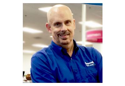 Richard Harding, Goodwill General Manager, Alexandria, VA