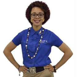 Tiffini Gillespie, Goodwill General Manager
