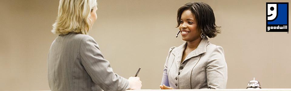 Goodwill's Hospitality Job Training Program