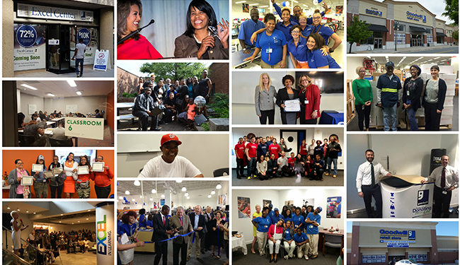 People and events that have been a part of Goodwill of Greater Washington in 2016