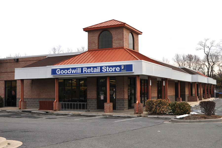 Gaithersburg Maryland Retail Store Donation Center Goodwill Of