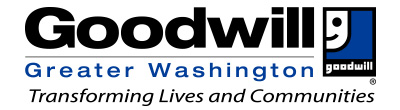 Goodwill of Greater Washington - Transforming Lives and Communities