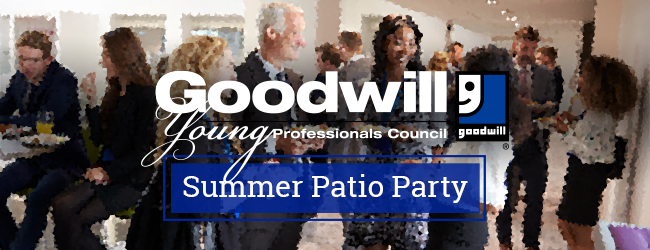 Goodwill Young Professionals Council - Summer Patio Party