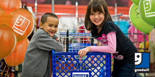 Aug. 5 - Centreville Goodwill Grand Opening