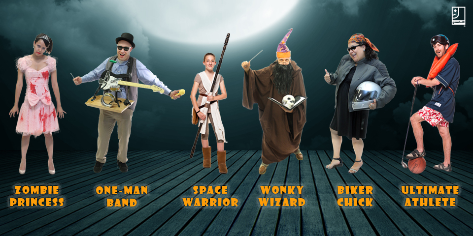 Show us your best DIY Halloween costume for a chance to win a $250 VISA gift certificate!
