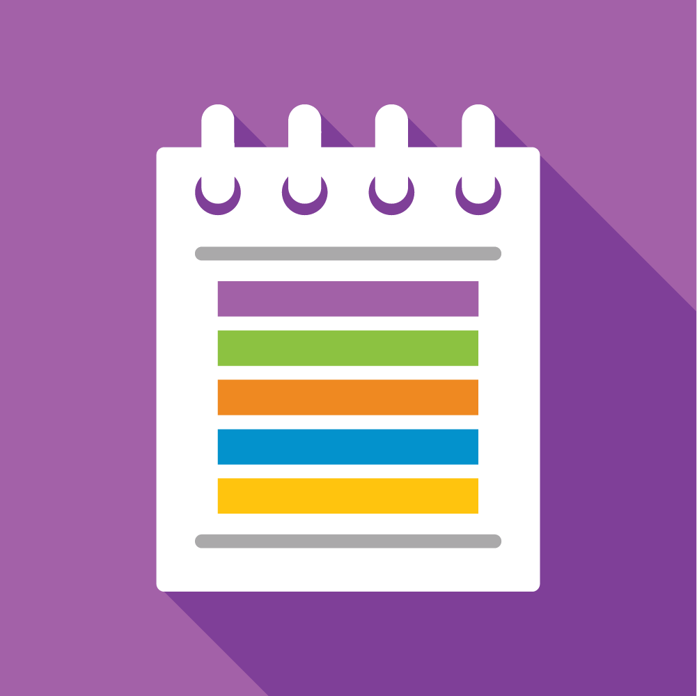 Click to view the Color Calendar
