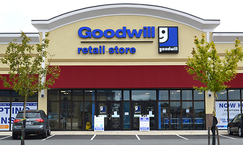 New Liberia Goodwill Store and Donation Center