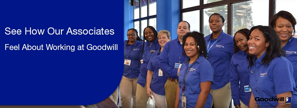 Goodwill of Greater Washington | Transforming Lives