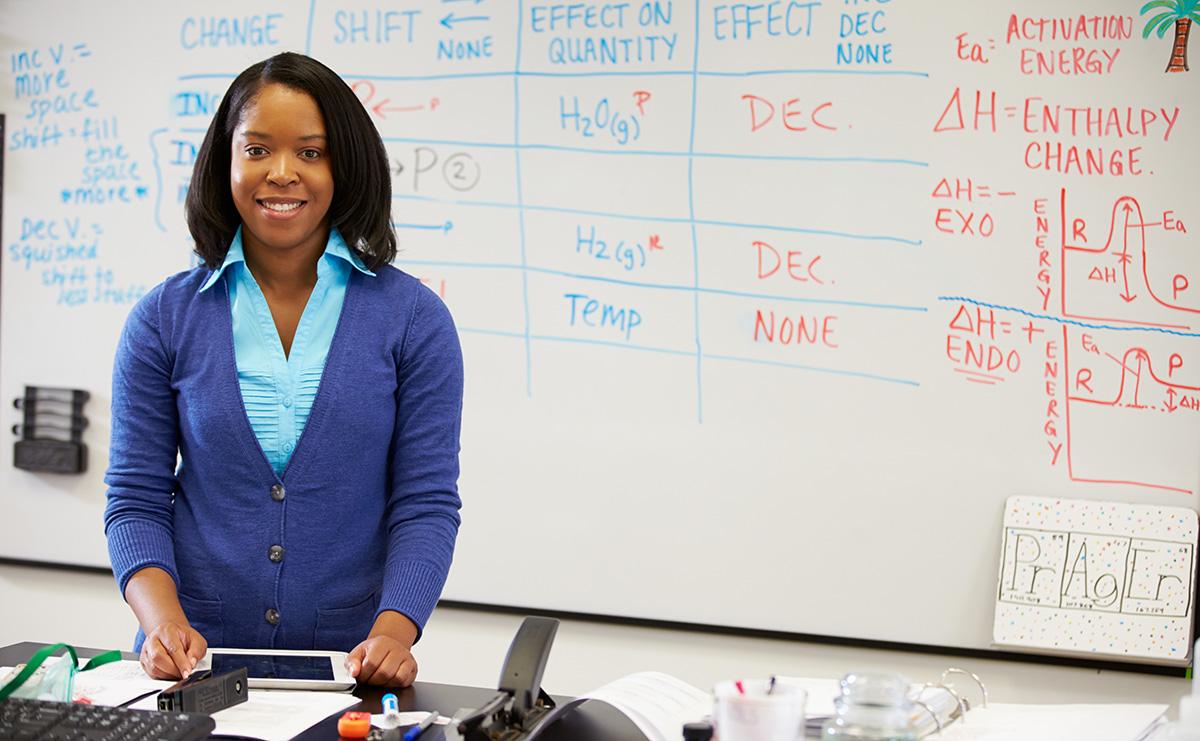 Be a teacher at the Goodwill Excel Center Adult Charter School