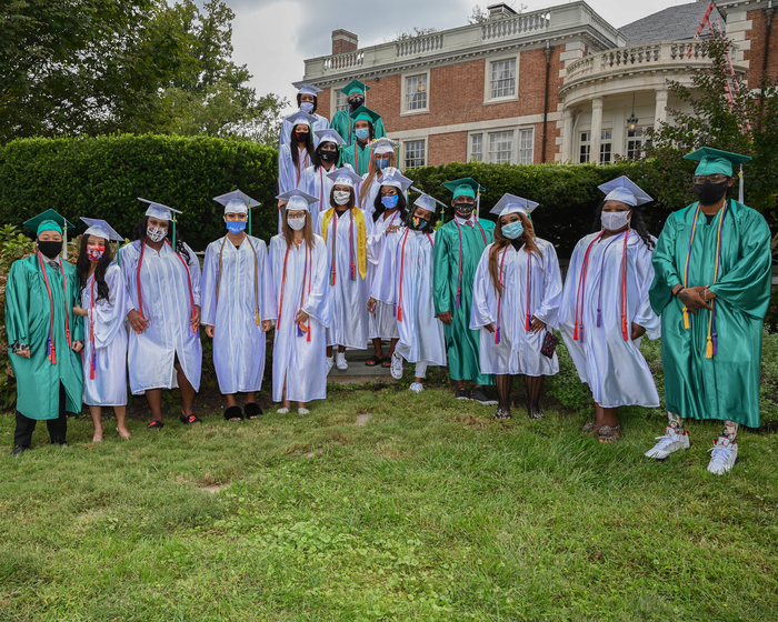 students of the Goodwill Excel Center Class of 2020